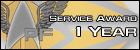Service Citation (1 Year)