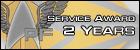 Service Citation (2 Years)