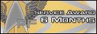 Service Citation (6 Months)